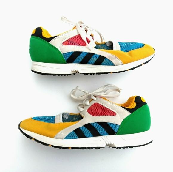 free shipping 239fb 7a402 Adidas EQT Racing Women's Size 9.5 Men's 8.5
